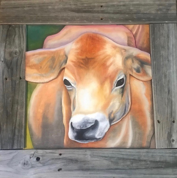 Moo by Kelly Puent